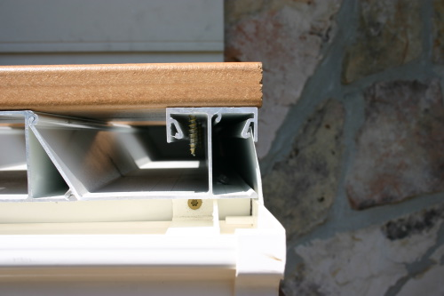 latte de terrasse composite. Black Bedroom Furniture Sets. Home Design Ideas