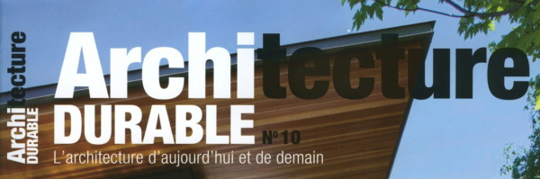 dossier terrasse en bois du magazine architecture durable. Black Bedroom Furniture Sets. Home Design Ideas