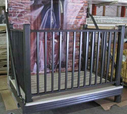 balcon pr fabriqu en aluminium rt 2012. Black Bedroom Furniture Sets. Home Design Ideas
