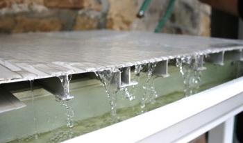High Quality AridDeck, Lame De Terrasse En Aluminium, étanche Pour Les Passerelles Toits  Terrasse En IGH