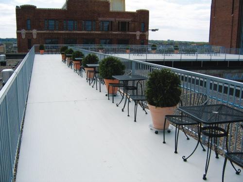 Faire une loggia avec toit tanche et terrasse - Dip etanche terrasse et balcon ...