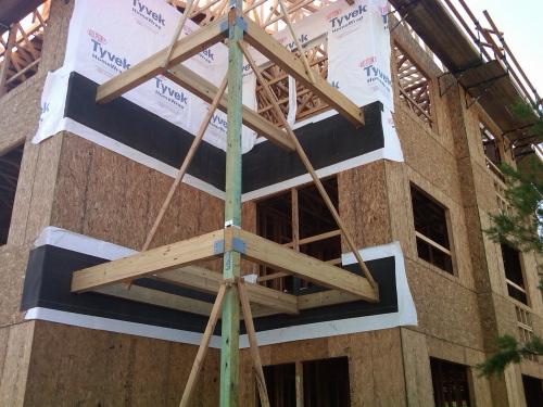 Comment construire un balcon en bois for Comment construire en bois