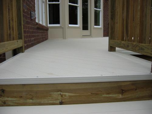 Faire une loggia avec toit tanche et terrasse - Rendre une terrasse etanche ...